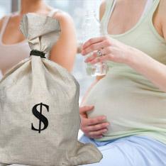 Пособия по беременности и родам не будут облагать налогом