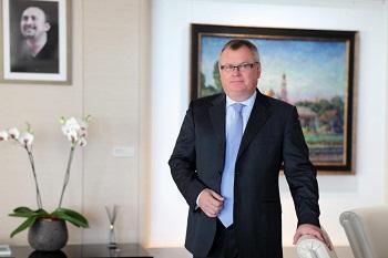 Наблюдательный совет ВТБ продлил срок полномочий Андрея Костина
