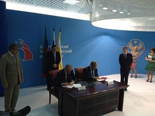 Ставропольский край подписал соглашение о сотрудничестве с республикой Дагестан