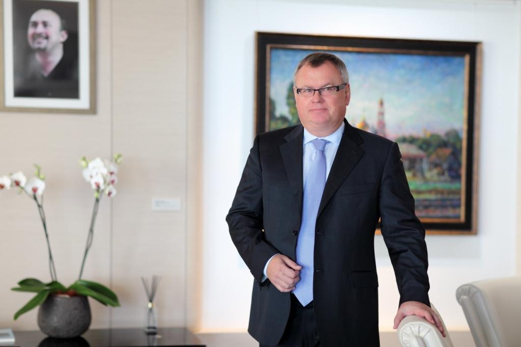 Президент-председатель правления банка ВТБ Андрей Костин был признан «Банкиром десятилетия» по версии авторитетной премии «Большие деньги».