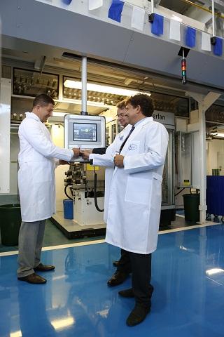 При поддержке ВТБ стартовало новое  производство ГК «Арнест»