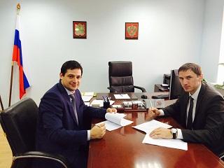 Филиал банка ВТБ в СКФО и ГУП СК  «Гарантийный фонд Ставропольского края»  подписали соглашение о сотрудничестве