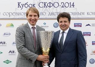 При поддержке ВТБ состоялся Первый международный  турнир по дистанционным конным пробегам «Кубок СКФО»