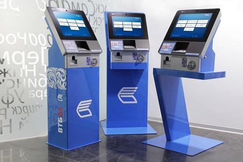 ВТБ24 устанавливает в своих офисах платежные терминалы-трансформеры
