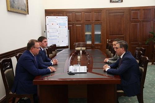ВТБ обсудил с Правительством Кабардино-Балкарской Республики развитие  малого и среднего предпринимательства в регионе