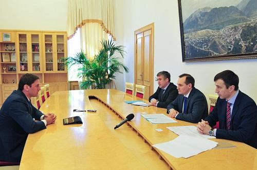 ВТБ и правительство Дагестана обсудили перспективы сотрудничества